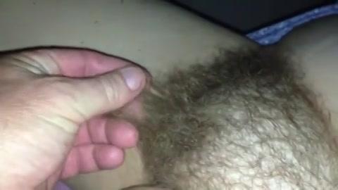 hardcore sex kut met veel schaamhaar