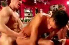 Homo feest wordt algauw een vette orgie
